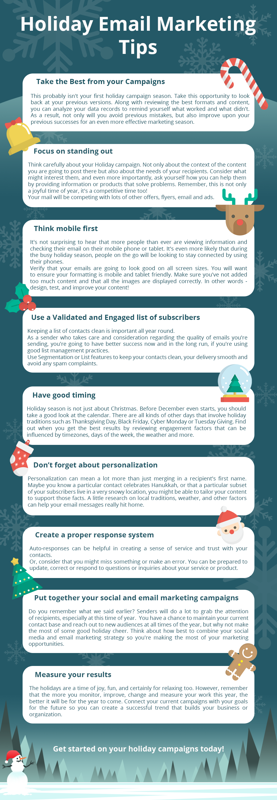 Holiday Marketing - Info