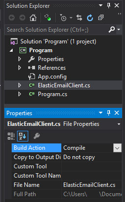 How to download and implement C# Library