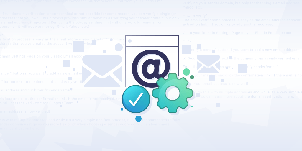 Email Verification Elastic Email