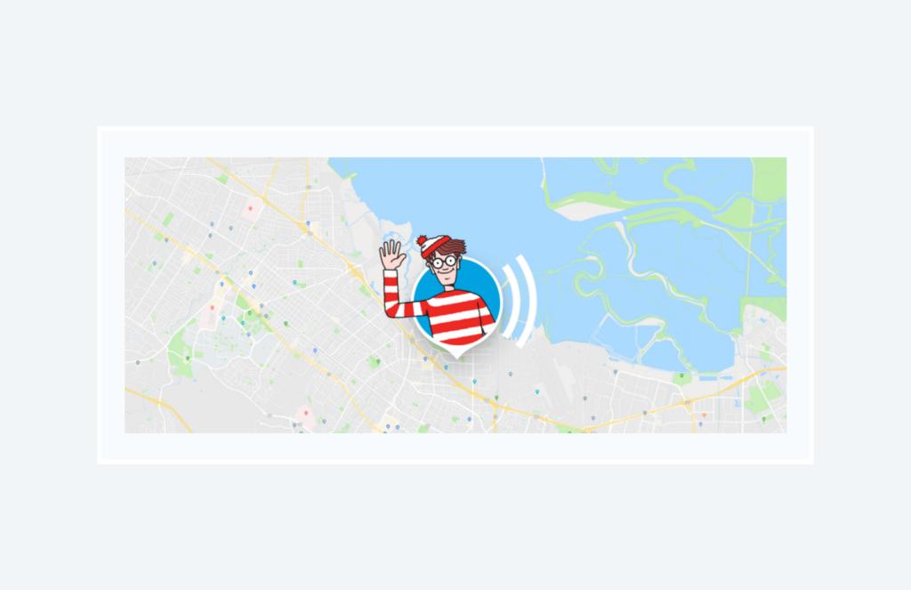 where is waldo google game